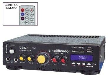 Kit Perifoneo Voceo Amplificador Usb Y Trompeta De ...