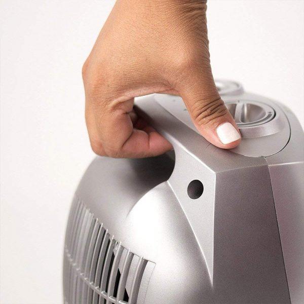 Calentador Eléctrico De Cerámica Calefactor Portatil Westing_4