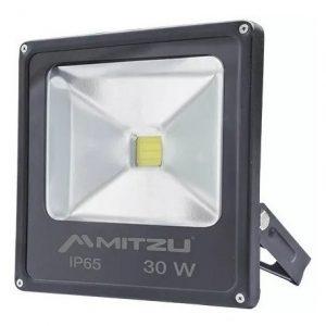 Reflector Led 30w Para Exterior 30w Blanco Frio Mitzu 9630_0