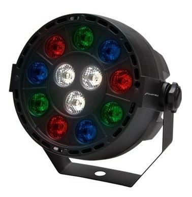 Kit 6 Luz De Leds Cañon Par64 Rgbw + Controlador Dmx 9070_1