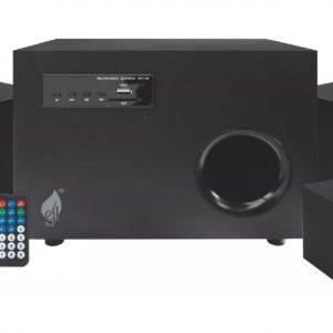 Bocinas 5.1 Ch Inalámbricas Recargable Bluetooth Usb Fm 9330_0
