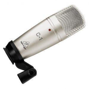 Microfono De Condensador Profesional C-1 Behringer_0