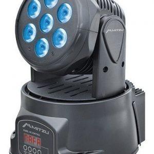 Luces Dj Led Cabeza Movil Wash Digital R G B W 8000_0
