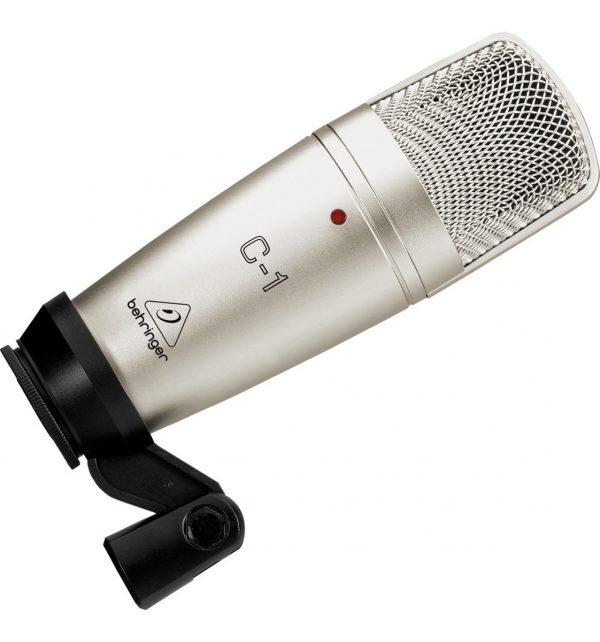 Microfono De Condensador Profesional C-1 Behringer_1