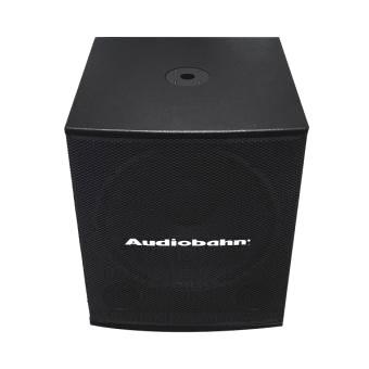 Bafle Subwoofer Bi Amplificado Bocina 18 Texturi Audiobahn_2
