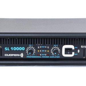 Amplificador Profesional Cuoperh Sl10000 Silver Line_0