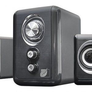 Bocinas Amplificadas Multimedia 2.1 Mitzu 9321_0