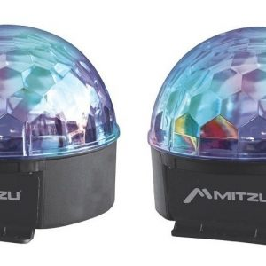 Par Esferas Luz De Leds Fire Ball Audioritmica 6 Colore 9024_0