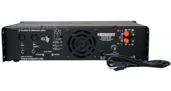 Amplificador Profesional Cuoperh E2000 300w Silver Line_3