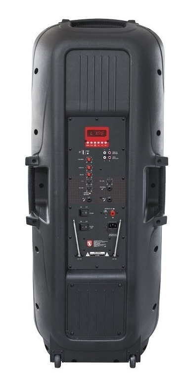 Bocina Recargable Bluetooth Usb Fm Luz 7300w Ksr 8016_2