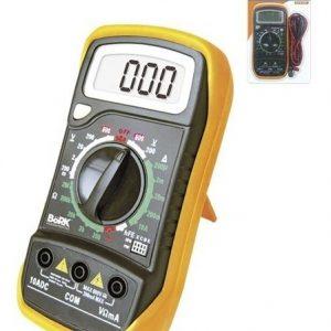 Multímetro Pantalla Lcd Alarma Probador Frecuencia 6050_0