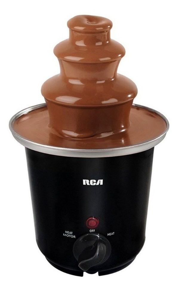Fuente De Chocolate Chamoy De Acero Inoxidable Rca_1