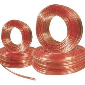 Cable Dúplex Polarizado Calibre 16 Para Bocina 100mts 10016_0