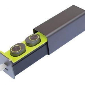 Audífonos Bluetooth 4.2 Recargables Con Power Bank 9099_0