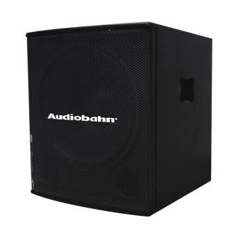 Bafle Subwoofer Bi Amplificado Bocina 18 Texturi Audiobahn_1
