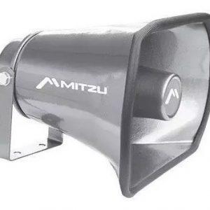 Trompeta De Aluminio Para Perifoneo Voceo 350w Mitzu 1010_0