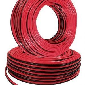 Cable Dúplex Polarizado Calibre 18 Para Bocina 100mts 10018_0
