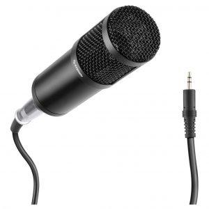 Microfono De Condensador Con Filtro Steren 650_0