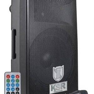 Bafle Bluetooth Usb Mic Bocina 15 Recargable Kaiser 7515_0