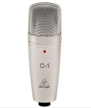 Microfono De Condensador Profesional C-1 Behringer_3