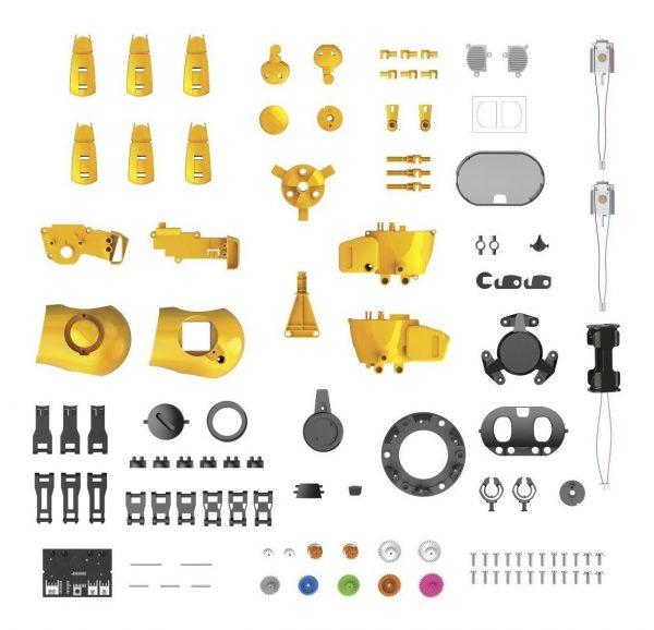 Robot Articulado Para Armar Smartbot Sensores K720 Steren_3