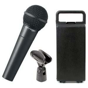 Microfono Dinamico Alambricos Behringer Xm8500_0