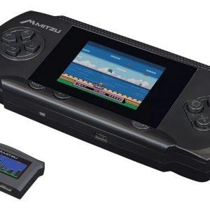 Consola De Videojuegos Portatil 100 Juegos Mitzu 9030_0