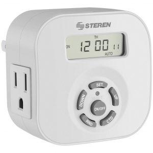 Temporizador Timer Digital De 20 Eventos Steren 20_0