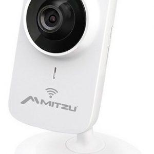 Cámara Wifi Infrarrojo Y Sensor De Movimiento Mitzu 2000_0