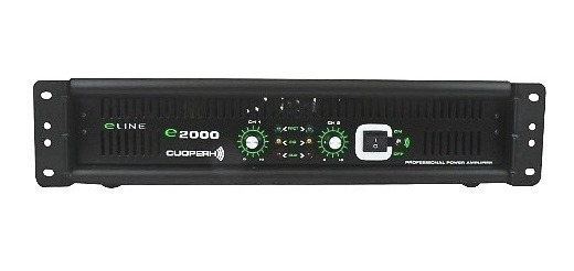 Amplificador Profesional Cuoperh E2000 300w Silver Line_1