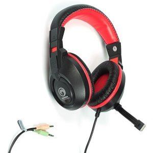Audífonos Gamer Tipo Diadema Con Micrófono Marvo H8321_0