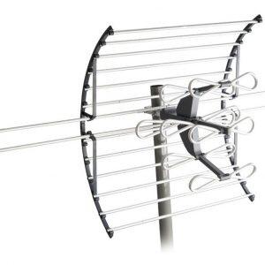 Antena Aérea Uhf De 20 Elementos Hd Alto Alcance 20 Steren_0
