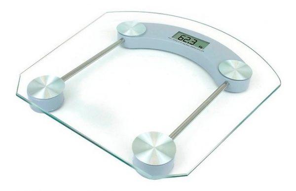 Bascula Digital Vidrio Templado Fitness 1000 Mitzu_1