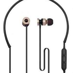 Audifonos Bluetooth 4.0 Recargable Manos Libres Negro 9210_0