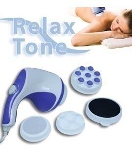 Relax & Spin Tone Masajeador Removedor Tonifica_3