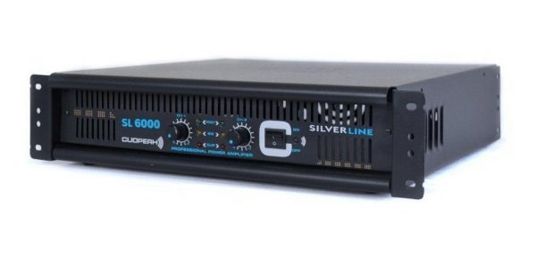 Amplificador Profesional Cuoperh Sl6000 Silver Line_1