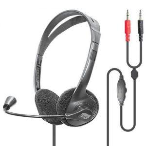 Oferta Kit De 10 Diadema Multimedia Audifonos Microfono 9050_0