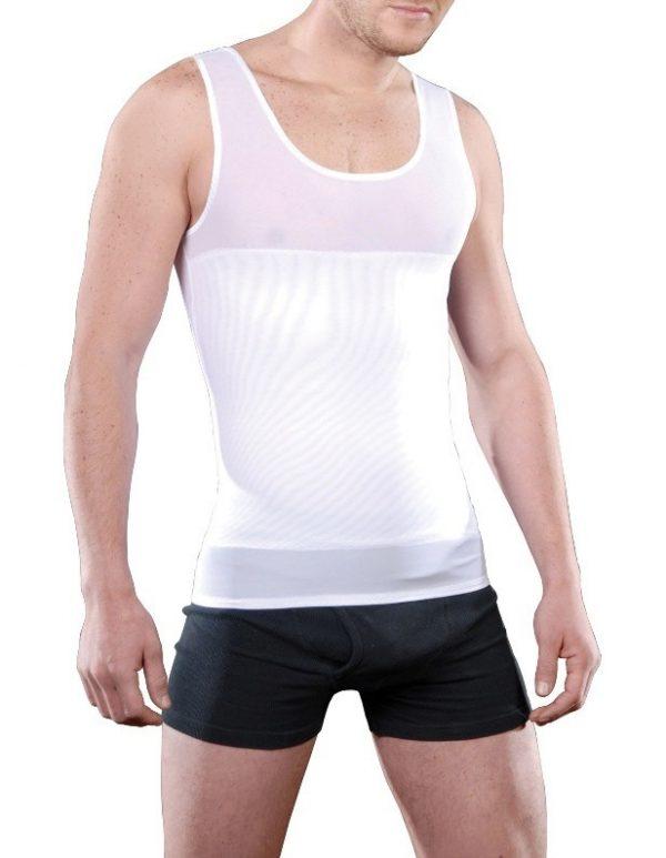 Camiseta Faja Modeladora Magnetica Corrige Postura Al 2x1_1