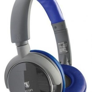 Audífonos Bluetooth Con Manos Libres Recargables Azul 9086_0