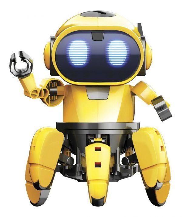 Robot Articulado Para Armar Smartbot Sensores K720 Steren_0