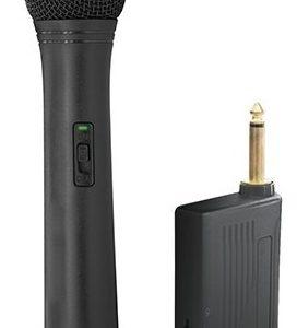 Microfono Inalámbrico Dinámico Hasta 40m Mitzu 1914_0