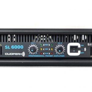 Amplificador Profesional Cuoperh Sl6000 Silver Line_0