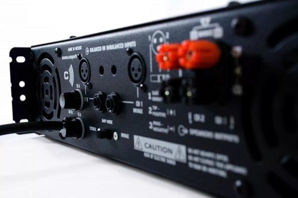 Amplificador Profesional Cuoperh Sl10000 Silver Line_2