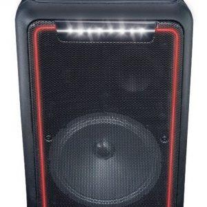Bocina 8 Recargable Bluetooth Usb Fm Luz Microfono Eco 4008_0