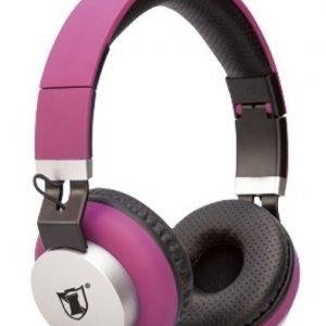 Audífonos Bluetooth 5.0 Manos Libres Recargables Rosa 8091_0