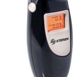 Alcoholímetro Digital Compacto Portátil Med-160 Steren _0
