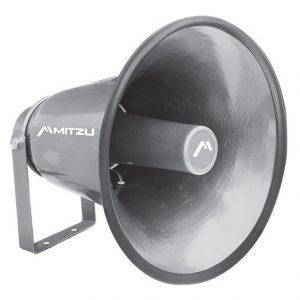 Trompeta De Aluminio Para Perifoneo Voceo 400w Mitzu 2010_0