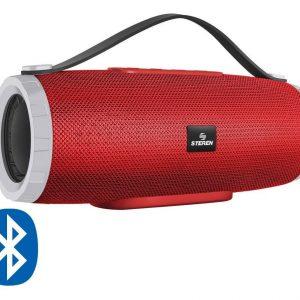 Bocina Bluetooth Bazooka Xbass Recargable Usb 859 Steren_0