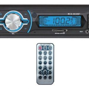 Autoestereo Bluetooth Mp3 Usb Sd Fm Auxiliar Mitzu 9930bt_0