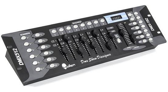 Kit 6 Luz De Leds Cañon Par64 Rgbw + Controlador Dmx 9070_2